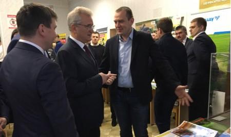 Губернатор Пензенской области оценил преимущества комбайнов «Брянсксельмаша»