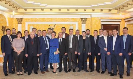 Дилерская конференция в Сибири