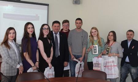 «Брянсксельмаш» выступил генеральным спонсором студенческого фестиваля «PR-стиль - 2018»