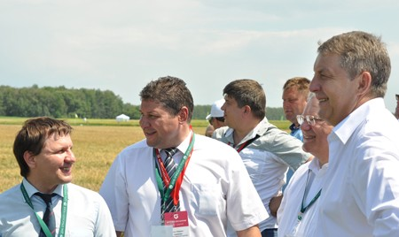 «День брянского поля» принёс предприятию «Брянсксельмаш» больше десятка выгодных контрактов