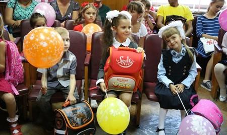 «Брянсксельмаш» принял участие в благотворительной акции «Город-детям»