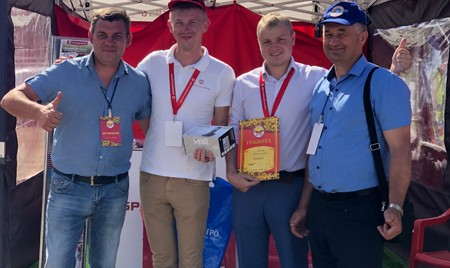 Стенд «Брянсксельмаша» стал одним из самых посещаемых на «Свенской ярмарке-2018»