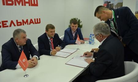 «Брянсксельмаш» и Минсельхоз Забайкальского края подписали соглашение о сотрудничестве