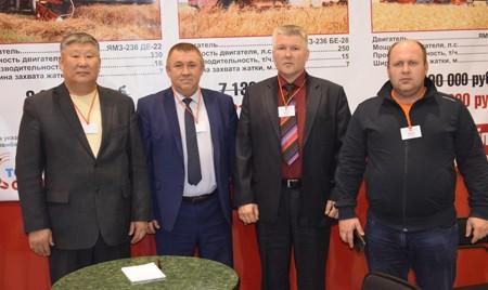 «Брянсксельмаш» в Сибири: «Агросиб-2018» и III Агропродовольственный форум