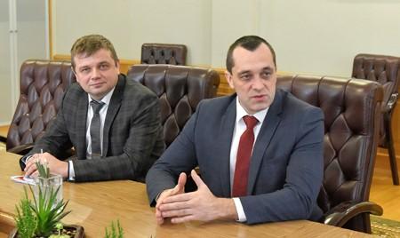 Александр Субботин: «Брянсксельмаш» - достойное предприятие!»