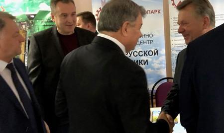 Глава Калужской области дал высокую оценку технике, произведённой «Брянсксельмашем»