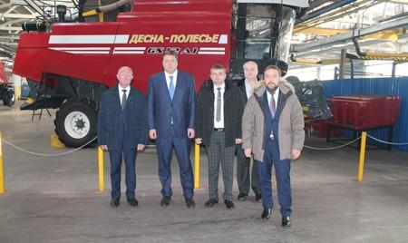 Павел Косов: «Росагролизинг поможет обновить парк техники брянским аграриям»