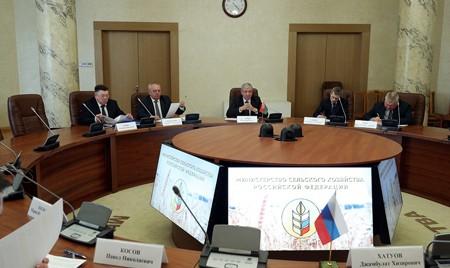 В Минсельхозе обсудили участие белорусских производителей в обновлении технического парка АПК