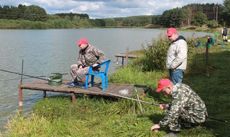 Брянсксельмаш принял участие в 5-м юбилейном фестивале любительской ловли рыбы