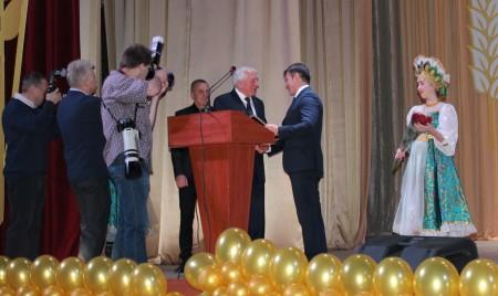 Лучшие труженики брянских полей получили награды ЗАО СП «Брянсксельмаш»