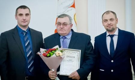 СПК «Коелгинское» получил награду от официального дилера «Брянсксельмаш» в Челябинской области