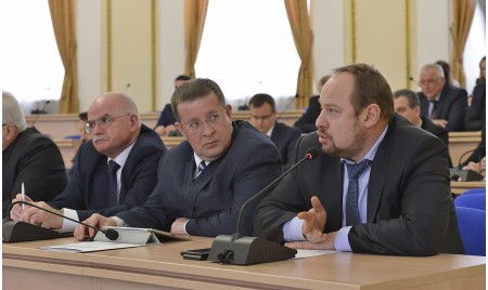 Диалог бизнеса и власти: привлечение инвестиций на Брянщину