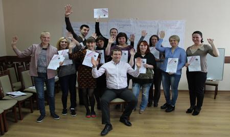 В «Брянсксельмаш» организовали тренинг для специалистов отдела продаж