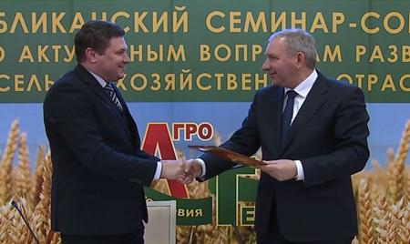 «Брянсксельмаш» заключил соглашение с Минсельхозом Мордовии о поставке комбайнов