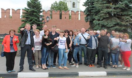 Сотрудники «Брянсксельмаш» побывали с экскурсией в Туле
