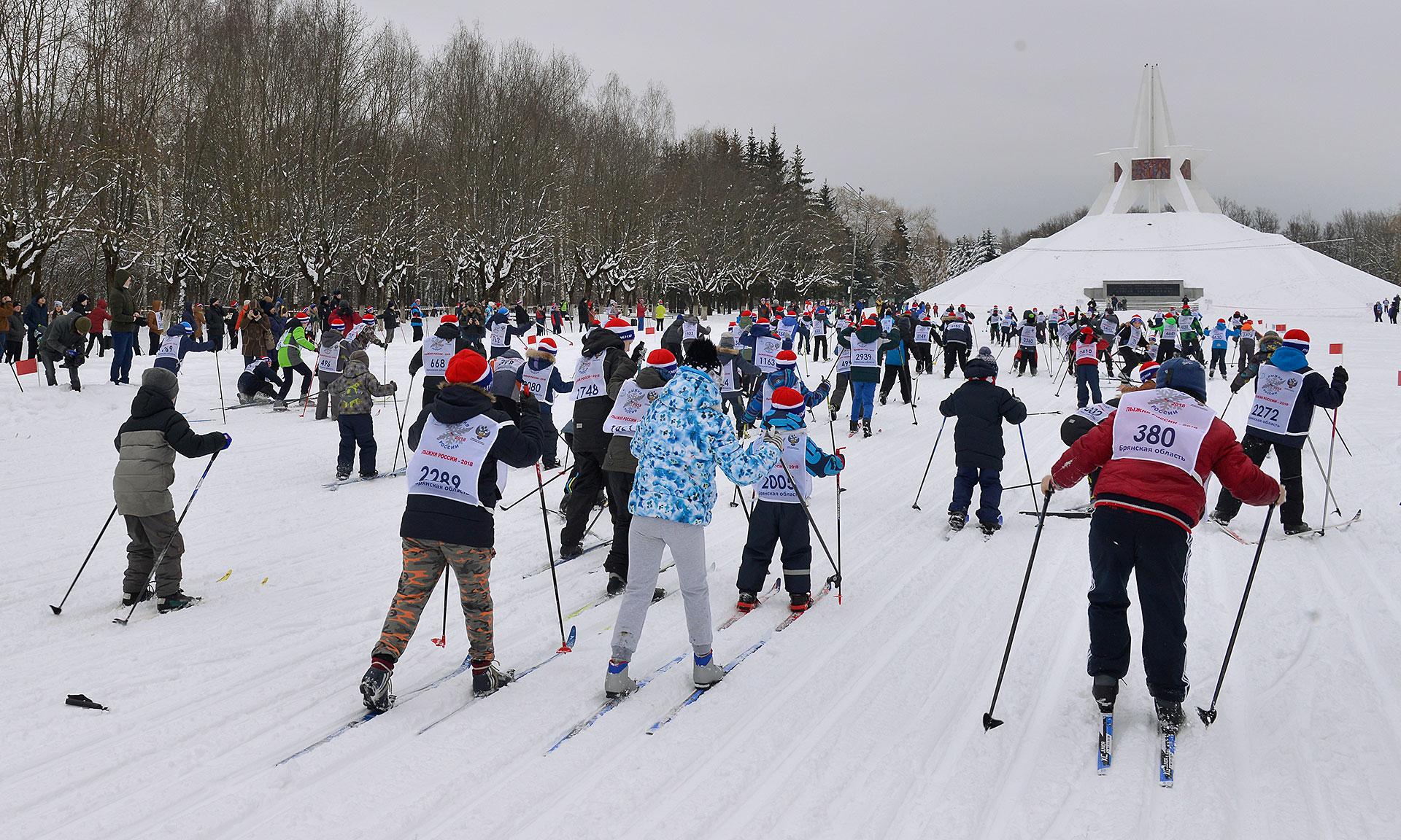 лыжня00